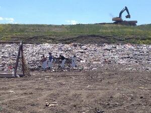 Spyhill landfill