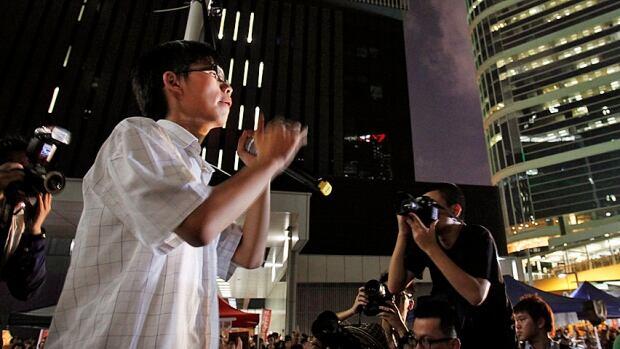 HONGKONG-CHINA/PROTEST