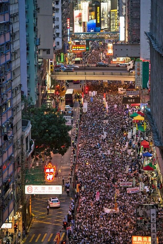 HONGKONG-PROTESTS/CHINA