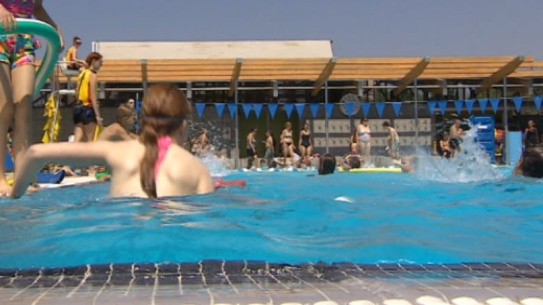 Two Edmonton Outdoor Pools Open For May Long Weekend Cbc News