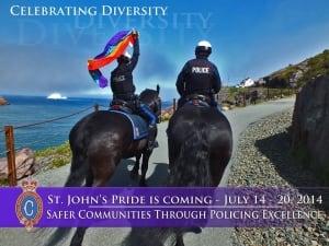 RNC Pride Week poster