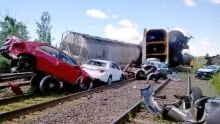 CN freight train derailment July 10 2014 Brockville TSB