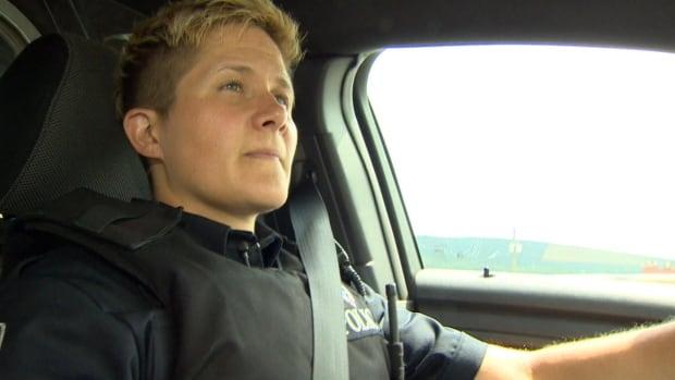RNC officer Alexandra Mackey