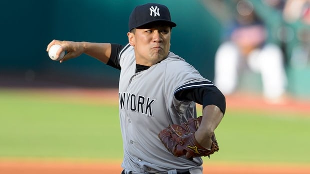 Yankees starting pitcher Masahiro Tanaka will attempt to avoid elbow ligament replacement (Tommy John) surgery with a six-week rehab program. He was diagnosed on Thursday with a partially torn elbow ligament.