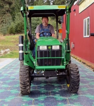 Solar Roadways Pushes Ahead With Power Producing Pavement