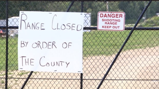 The Spruce Grove Gun Club has been ordered to shut down for now while Parkland County considers whether to renews its permit.