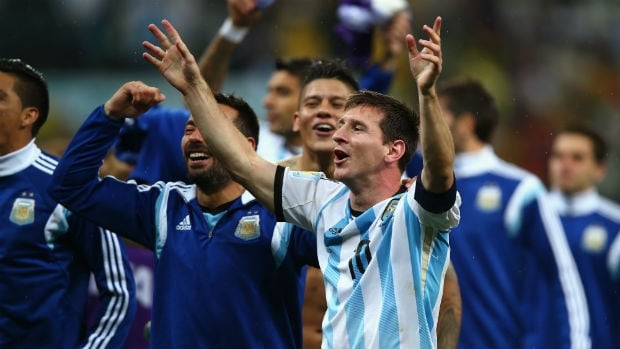 Argentina World Cup win would add to Brazil's misery