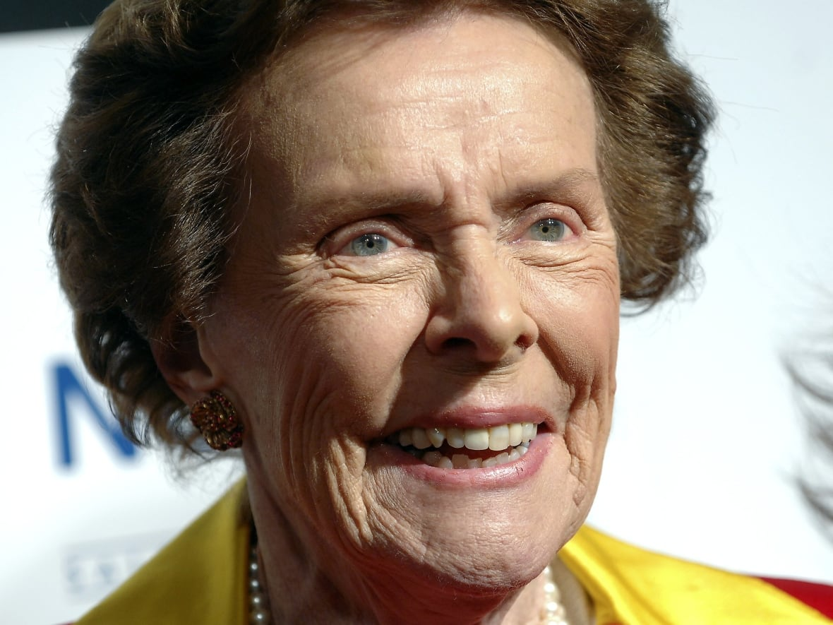 Models remember founder of Ford Model Agency, Eileen Ford | CBC
