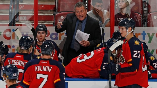 Peter Horachek, who was the head coach of the Florida Panthers last season, has joined the Toronto Maple Leafs' coaching staff as an assistant under Randy Carlyle.