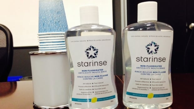 Starinse, a non-fluoride mouth rinse that has been designated by Health Canada as effective in fighting cavities, is one of the latest inventions of McMaster Innovation Park.