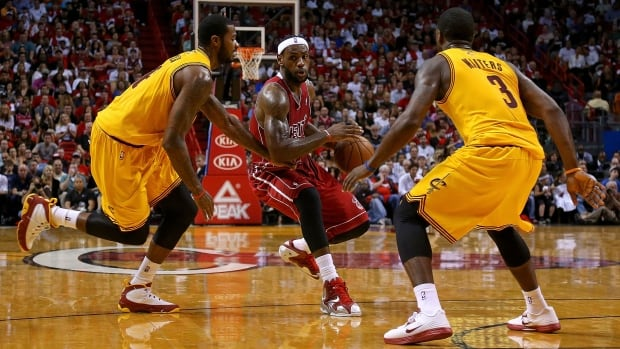 On Friday, LeBron James decided to go home to Cleveland. Now with him there, the question becomeshow will it affect his new teammates? Dion Waiters, right, is rumoured to be part of a possible trade for Minnesota's Kevin Love.