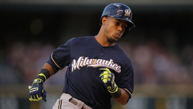 Jean Segura of the Milwaukee Brewers has been placed on the team's bereavement list after the death of his infant son.