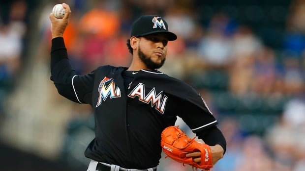 Henderson Alvarez will be representing the Miami Marlins at the upcoming MLB All-Star Game in Minnesota after being named a replacement for Nationals pitcher Jordan Zimmermann.