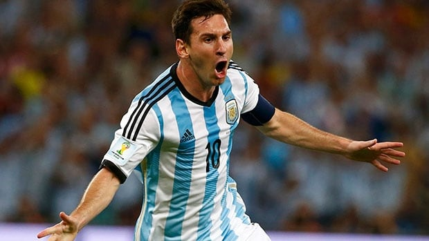 Can Germany stop Argentina star Lionel Messi in Sunday's World Cup final?