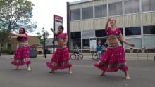 World of Dance at Open Streets