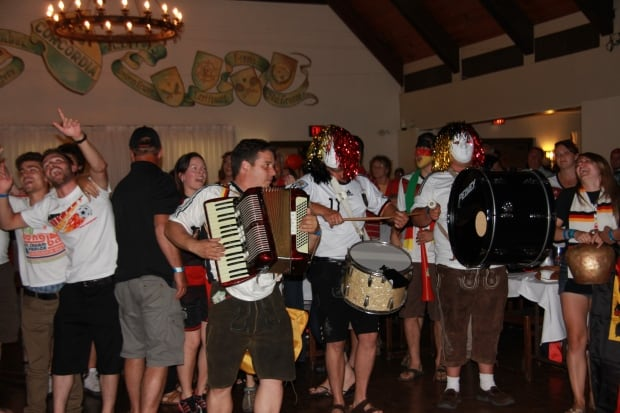 Germany Kitchener World Cup Concordia Club Victory