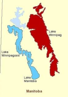 Lake warning