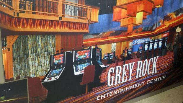 Grey Rock Entertainment Centre