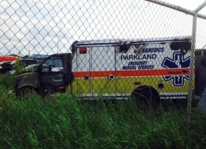 how to become an ambulance driver canada