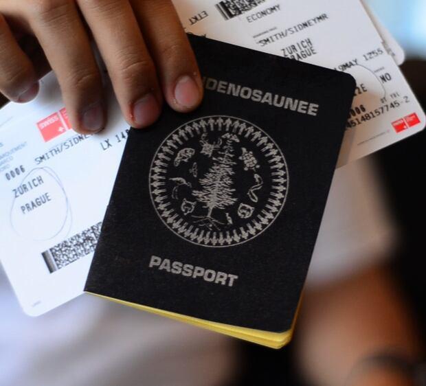 Haudenosaunee passport
