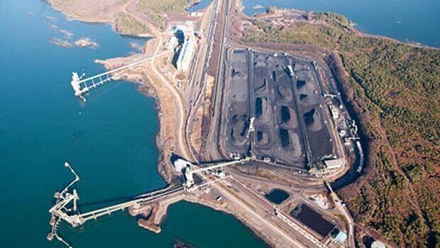 Ridley Coal Terminal
