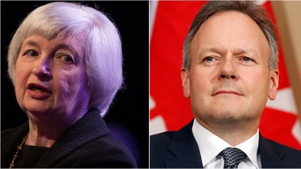 U.S. Federal Reserve Chair Janet Yellen and Bank of Canada Governor Stephen Poloz have demonstrated the power of words in influencing markets.