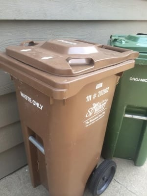 St. Albert bins