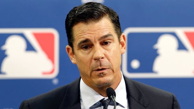 Former major league outfielder Billy Bean speaks in Minnesota, site of Tuesday's all-star game. Major League Baseball has appointed Bean, who came out as gay after his playing career, to serve as a consultant in guiding the sport toward greater inclusion and equality.