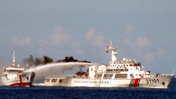 China moved an oil rig on Wednesday away from a section of the South China sea that triggered furious reaction in Vietnam, causing the most serious uptick in tensions in the waters in recent years.