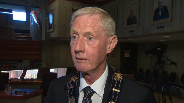 St. John's Mayor Dennis O'Keefe said while the city of Mount Pearl previously flatly refused his call to share the costs of the Team Gushue Highway, he said he hopes the municipality will now reconsider.
