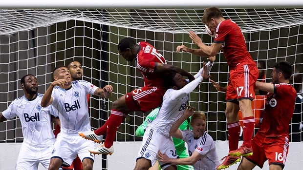 Toronto FC plays host to the visiting Vancouver Whitecaps at BMO Field on Wednesday night.