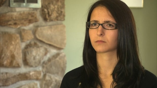 Emma Czornobaj told Pauline Volikakis she was sorry in an interview with CBC News, but the mother and wife of the victims says she could have apologized sooner, and in person.