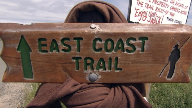Mountain bikers and hikers are in a disagreement about whether or not cyclists should be allowed on the East Coast Trail.