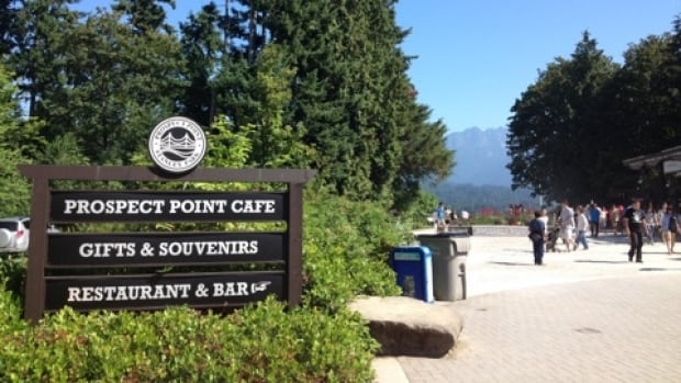 Prospect Point is one of areas the Park Board is concerned about because it is so forested.