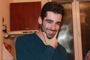 Andrei Anghel, Canadian plane victim