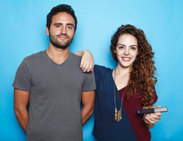 Jorge and Daniela Perdomo