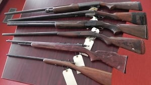 Camperville guns seized