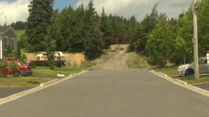 Street in Goulds that will see new development