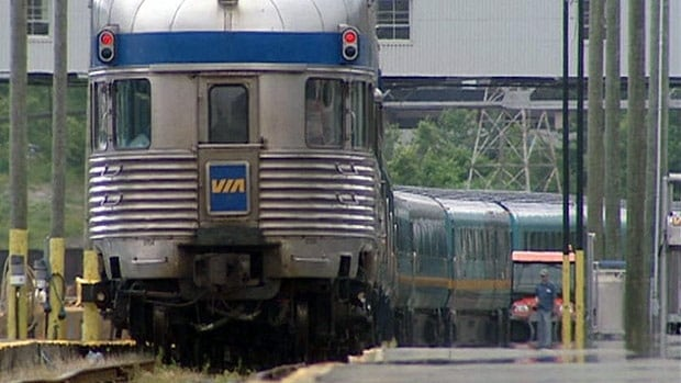 Via rail is resuming its service to Churchill after a delay of nearly seven weeks.
