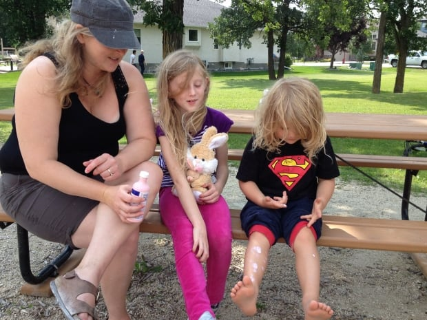 Mosquitoes at Assiniboine Park