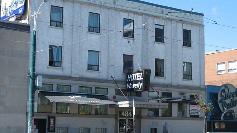 is hotel waverly s lurid past keeping it from heritage designation
