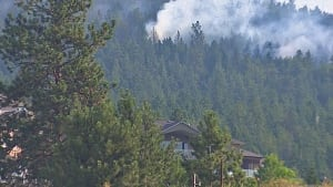 West Kelowna fire