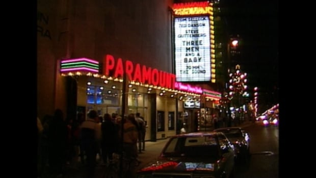 The Paramount Theatre operated as a movie theatre from 1952 to 2003.  The 1,750-seat theatre was once the largest on the Prairies.