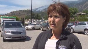 Christy Clark West Kelowna