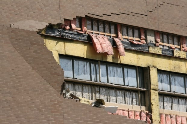 westin hotel collapse