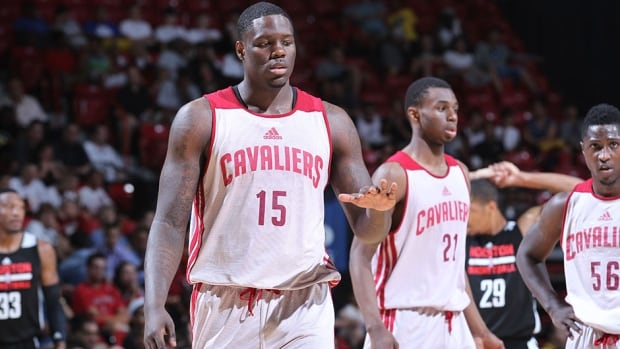 Cleveland Cavaliers forward Anthony Bennett is getting more and more comfortable in the NBA Summer League.