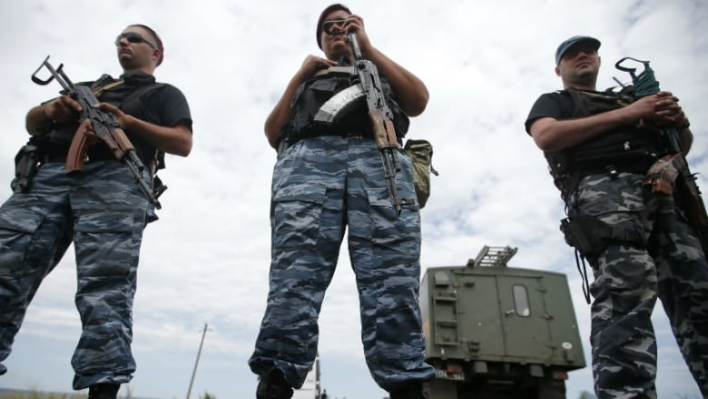 Russia's blame game over Malaysian Airlines MH17