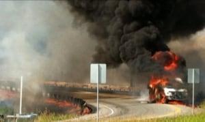 tanker truck explodes2