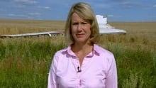 CBC'S Susan Ormiston in Ukraine