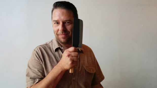 Kevin Kent is the founder and owner of Knifewear, a Calgary-based company that sells and promotes the use of Japanese kitchen knives.
